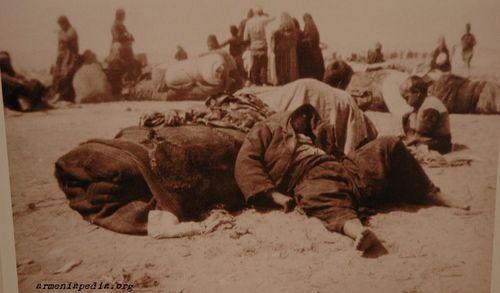 Armenian Genocide Turkey
